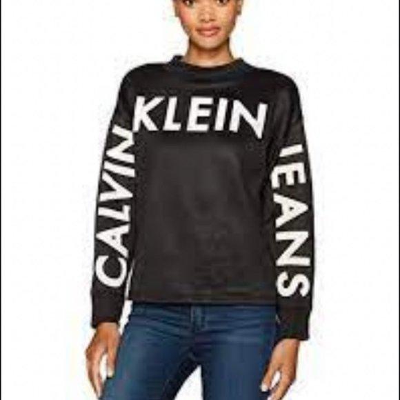Calvin Klein Jeans Logo Crewneck